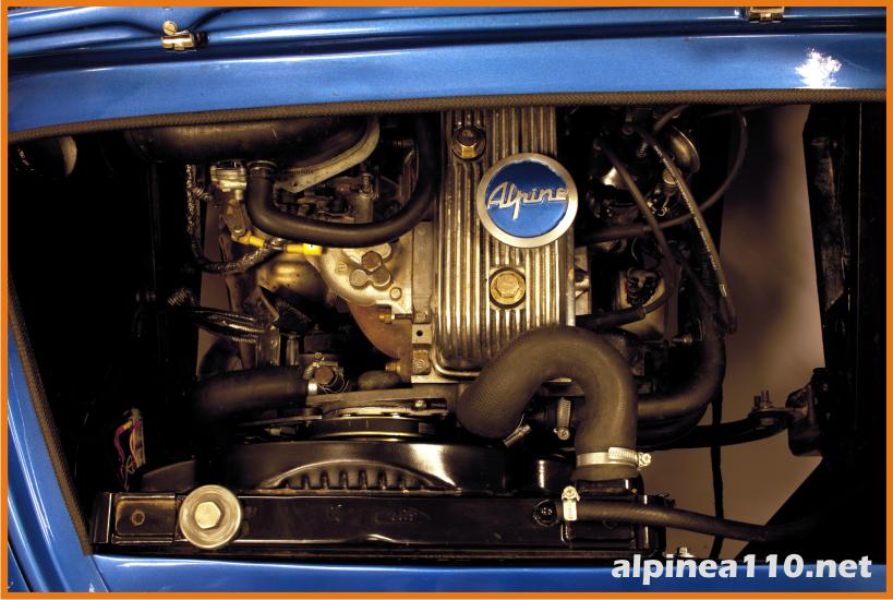 Renault Alpine 110A