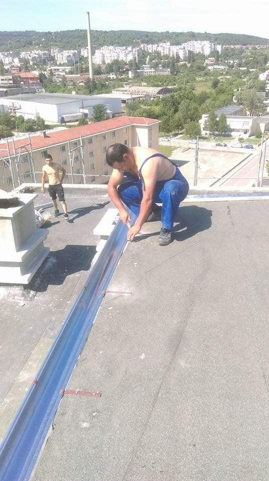 Ремонт на покриви antonstroi.com