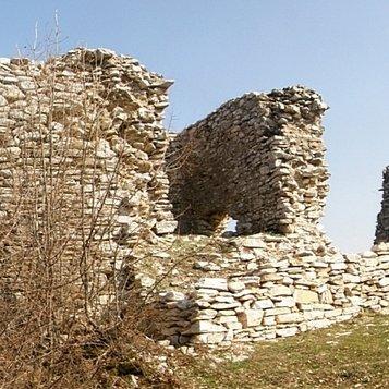 "Средновековна крепост ""Лютица"""