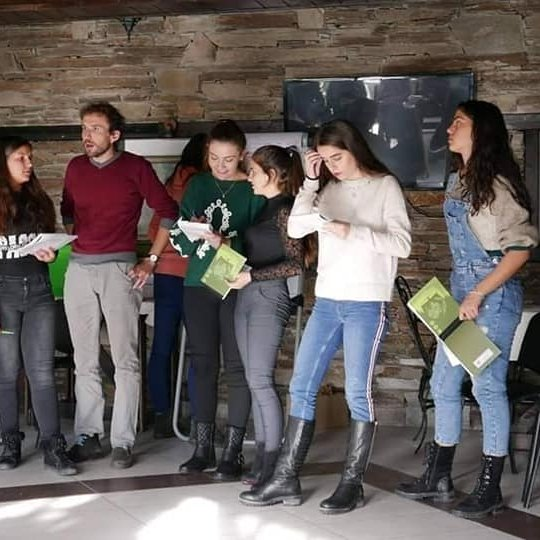Предприемачество с планински релеф! Насърчаване на младежката инициативност към иновации и трансформации