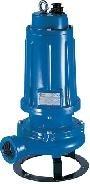 Серия DTRT. Електрическа водна помпа за мръсни води.