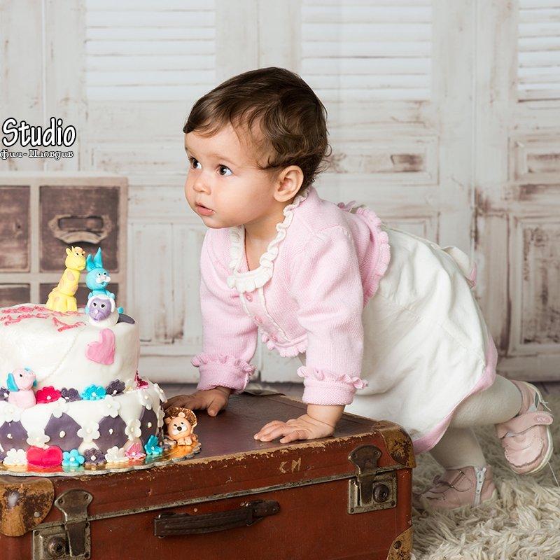 Фотосесия за рожден ден