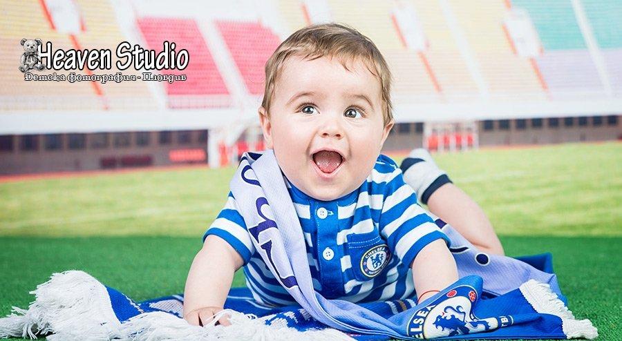 Детска или семейна фотосесия + фотокнига