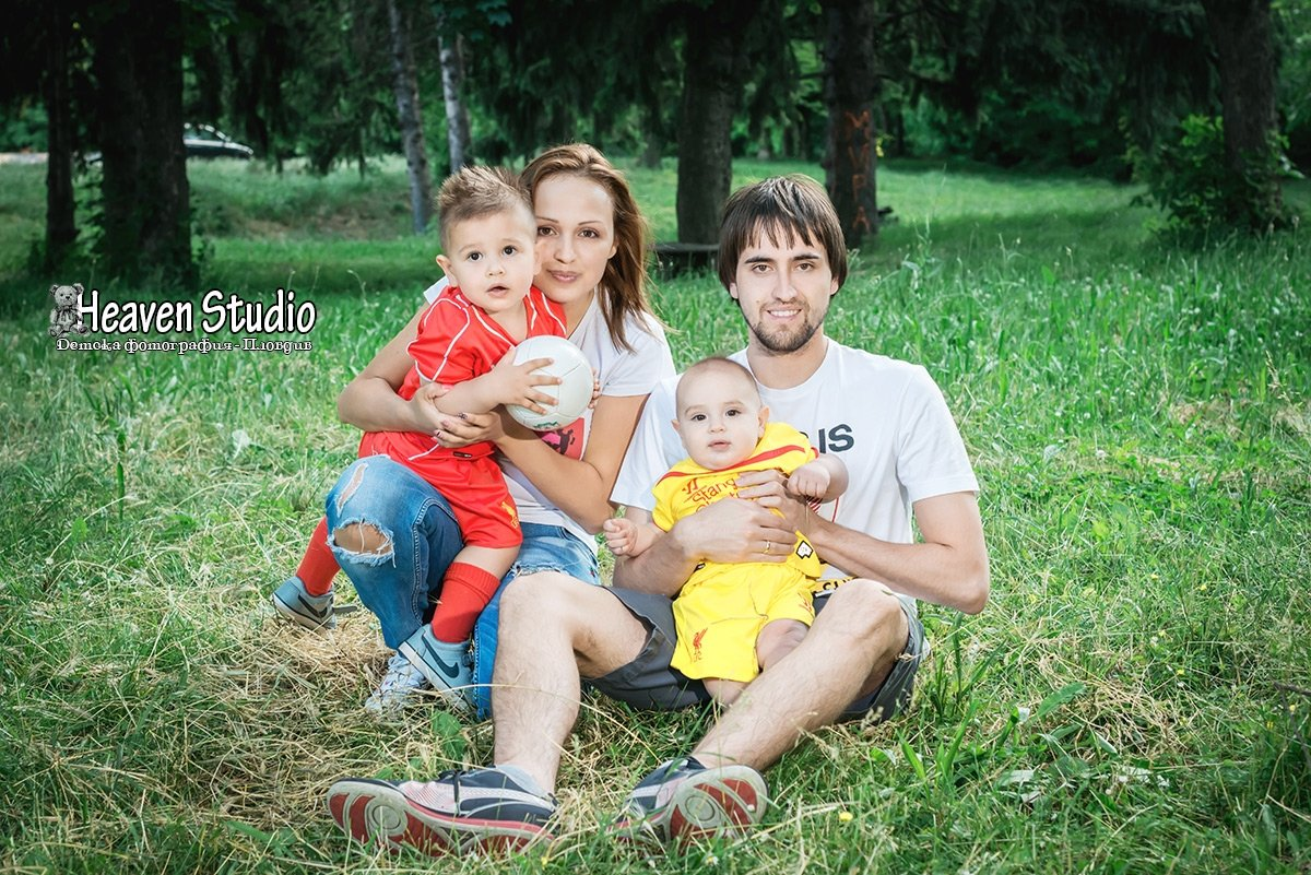 Подготовка за семейна фотосесия