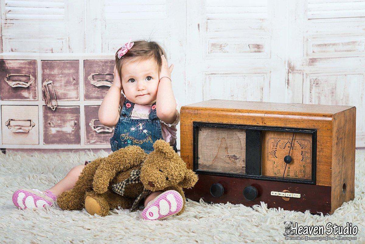 Фотосесия за седящи бебета