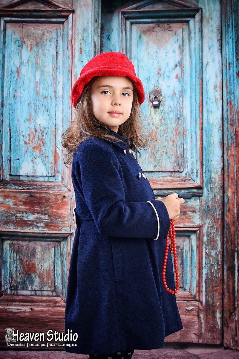 Детски фотосесии Пловдив