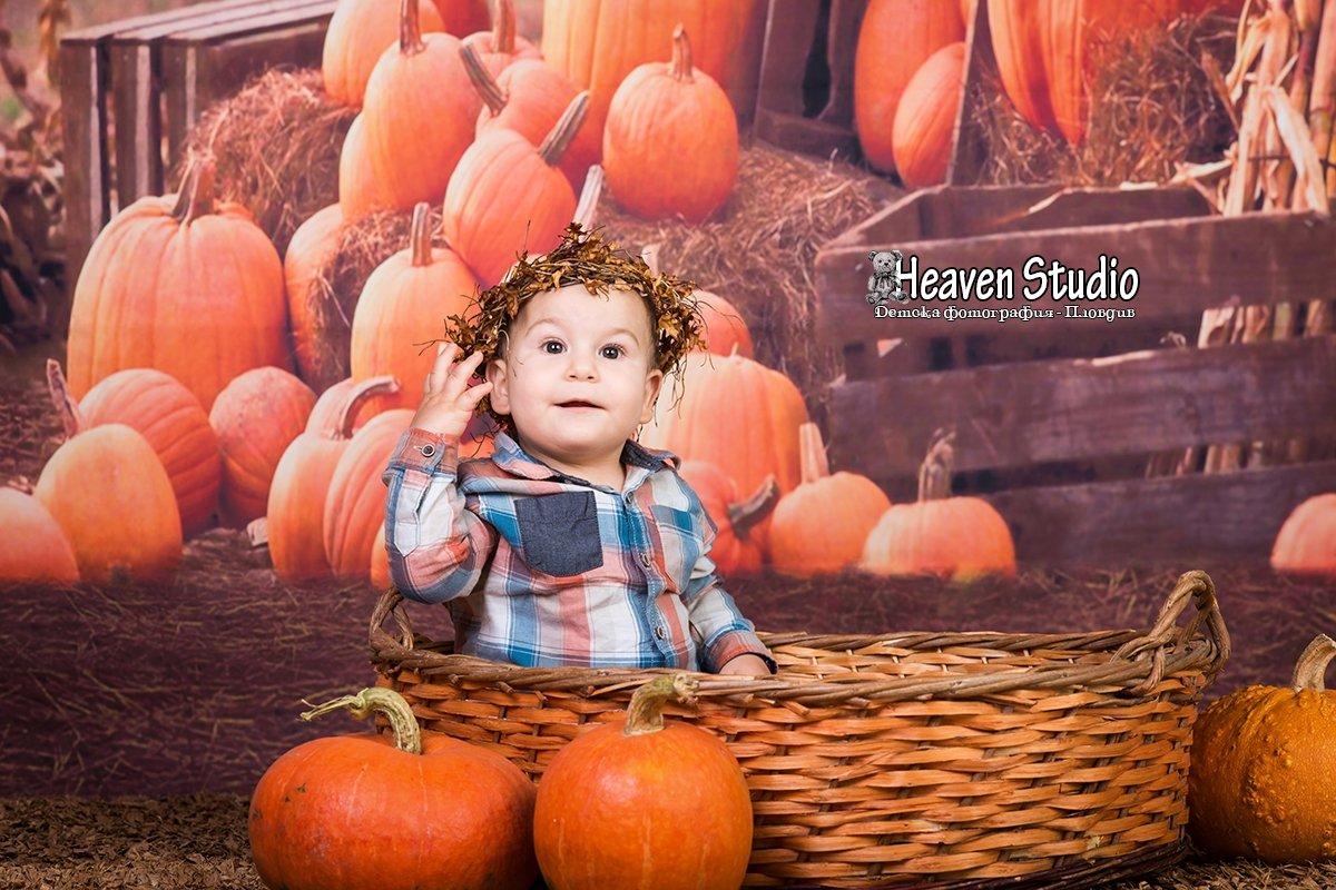 Детски фотосесии на деца на 1 и 2 години