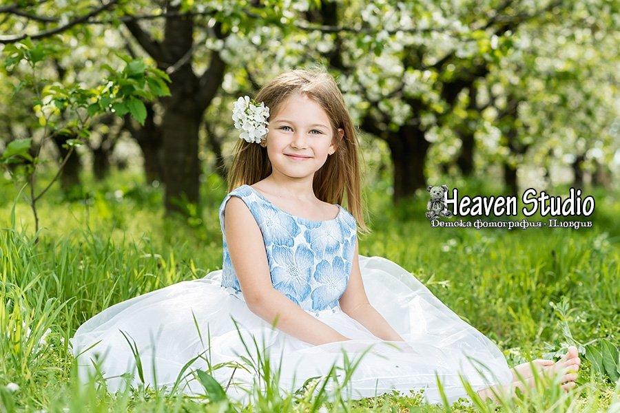Пролетни фотосесии