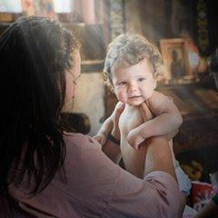 Фотозаснемане на кръщене