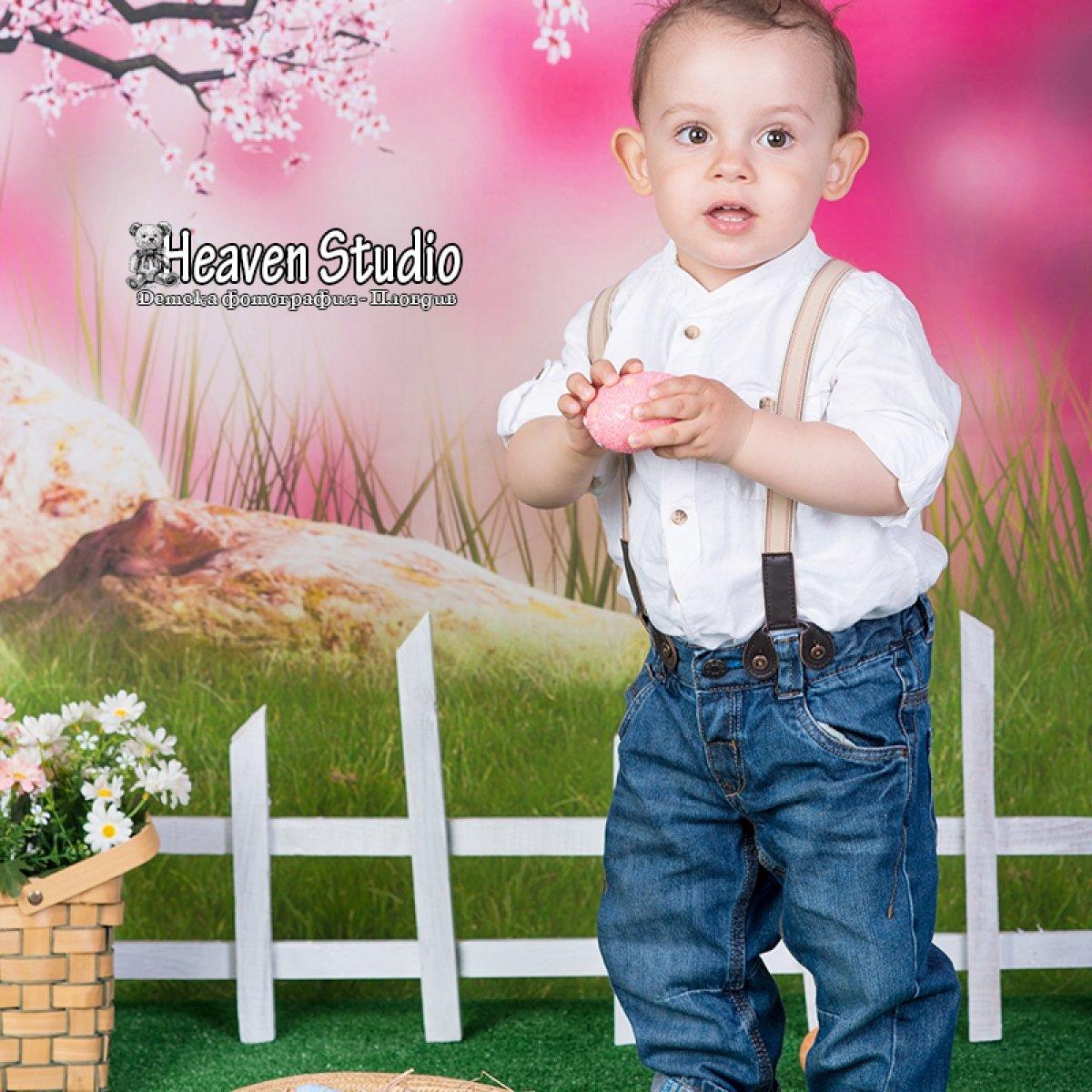 Великденски фотосесии