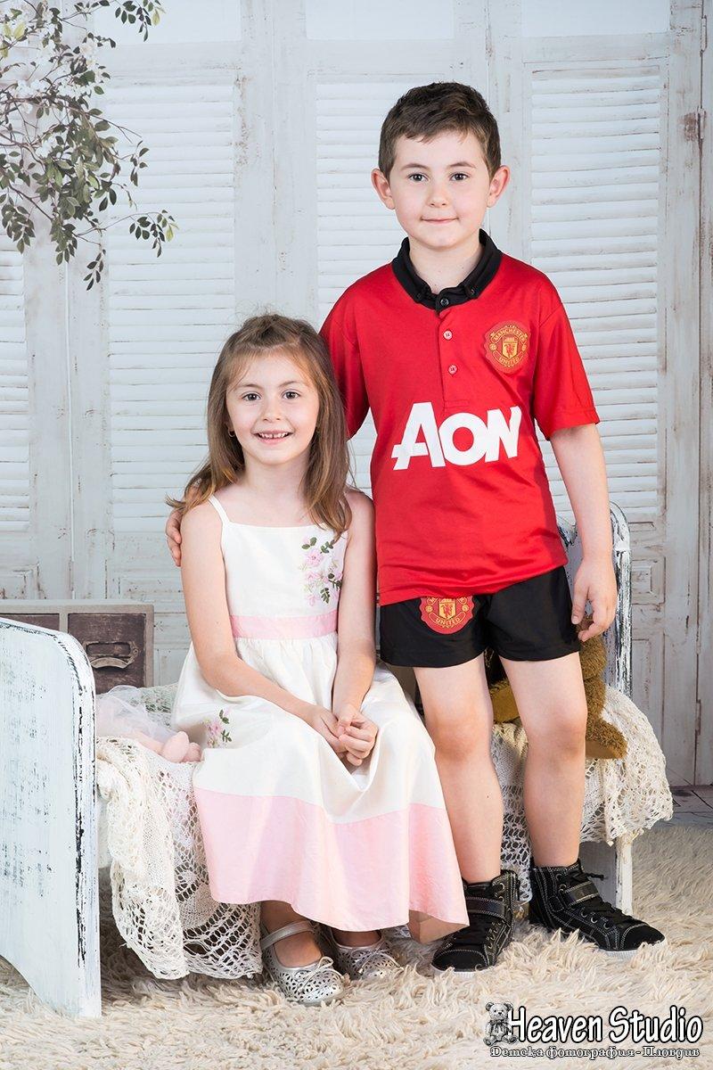 Фотосесии на близнаци