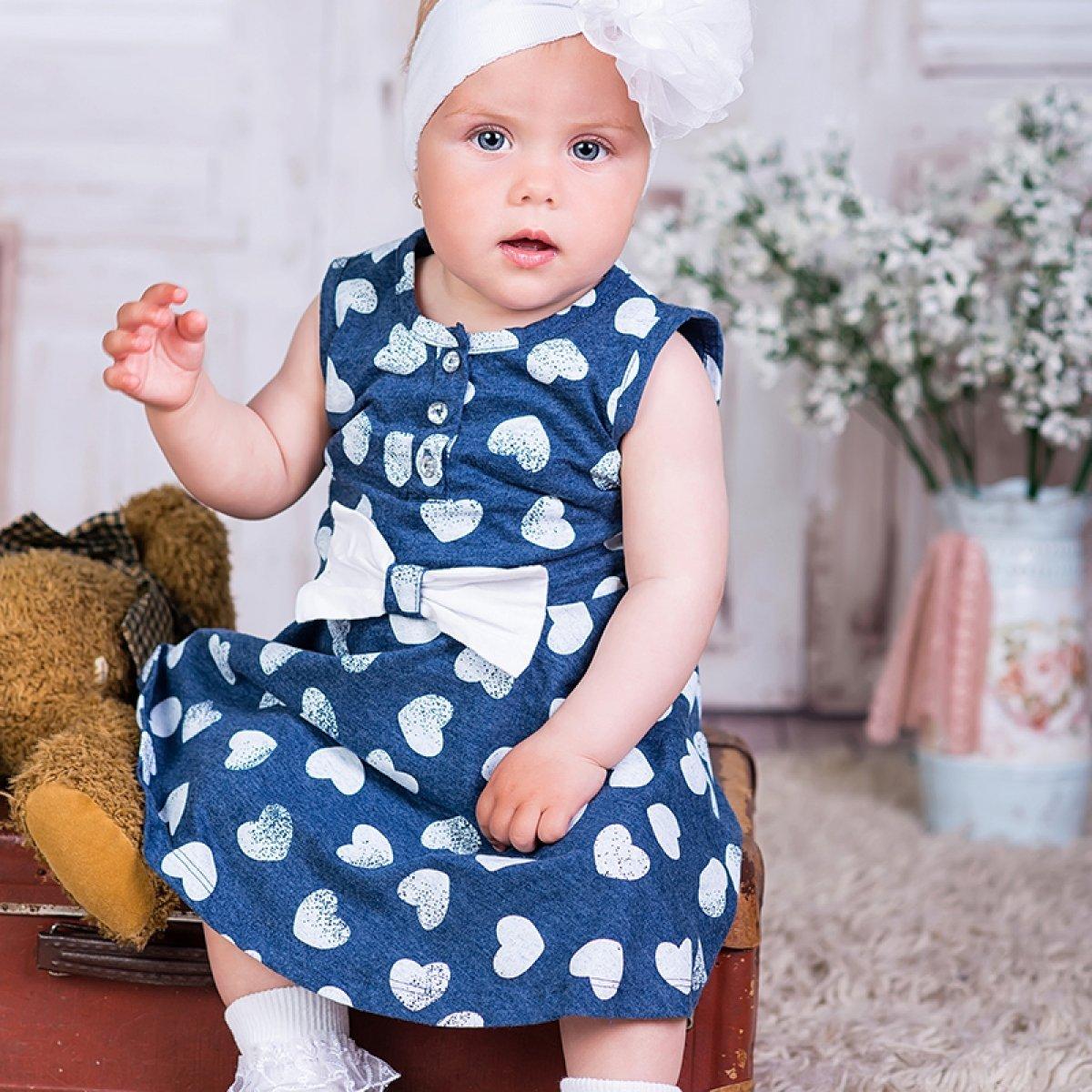Фотосесии на деца от 6 до 12 месеца