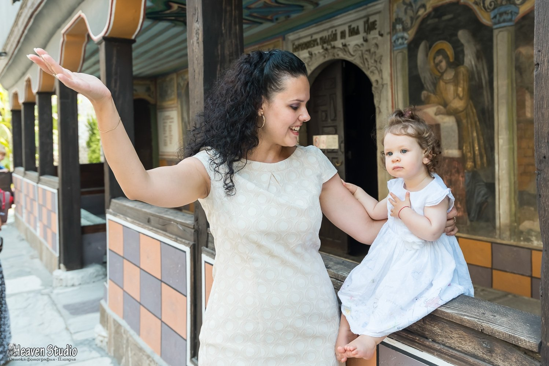Кръщене в Пловдив