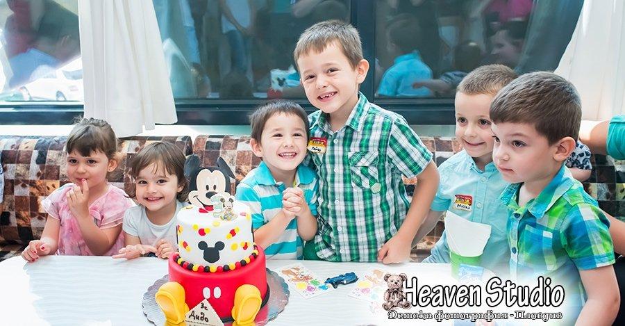Heaven Studio, Детска фотография - Пловдив