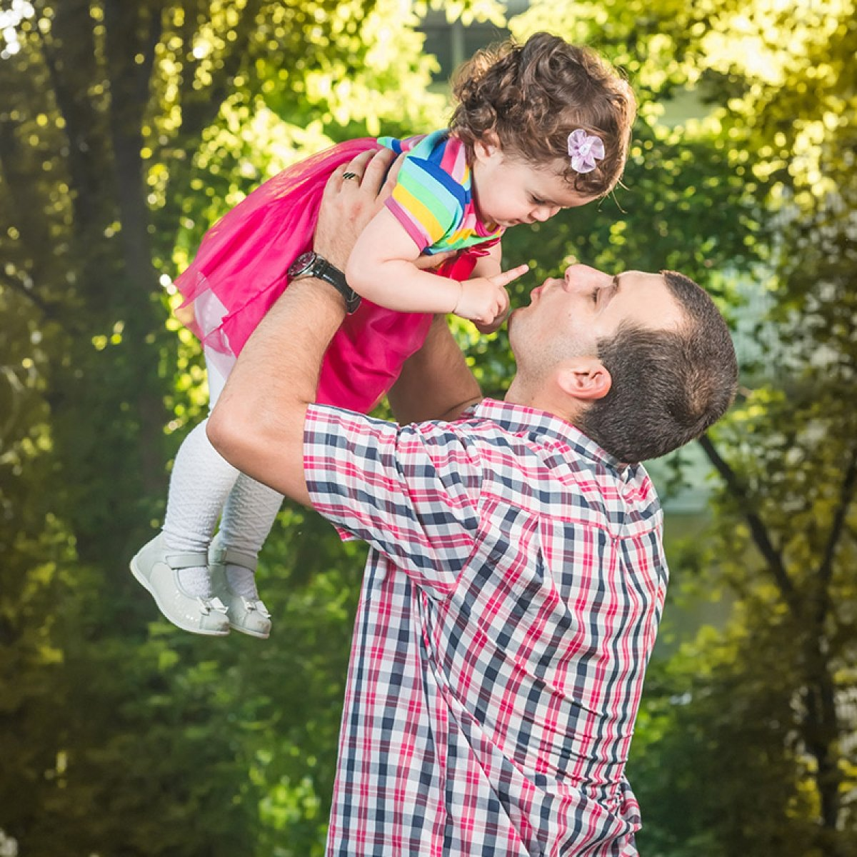 Семейна фотосесия на открито в Пловдив