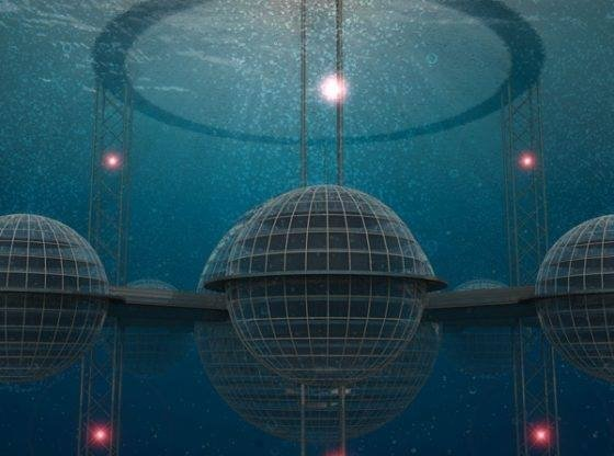 DOME CITIES