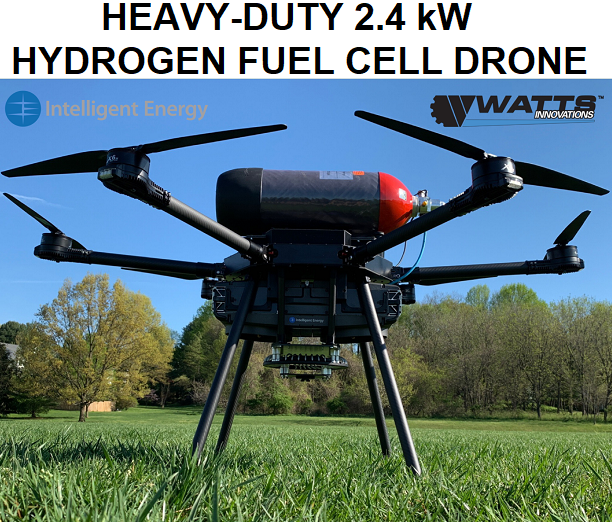 ADVANCED TECHNOLOGIES FOR UNMANNED AERIAL VEHICLES (DRONES)