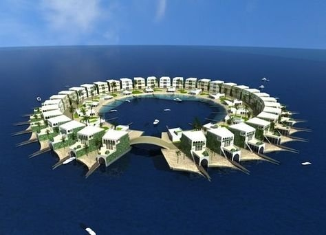 FLOATING COLONY