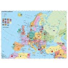Politicheska Karta Na Evropa