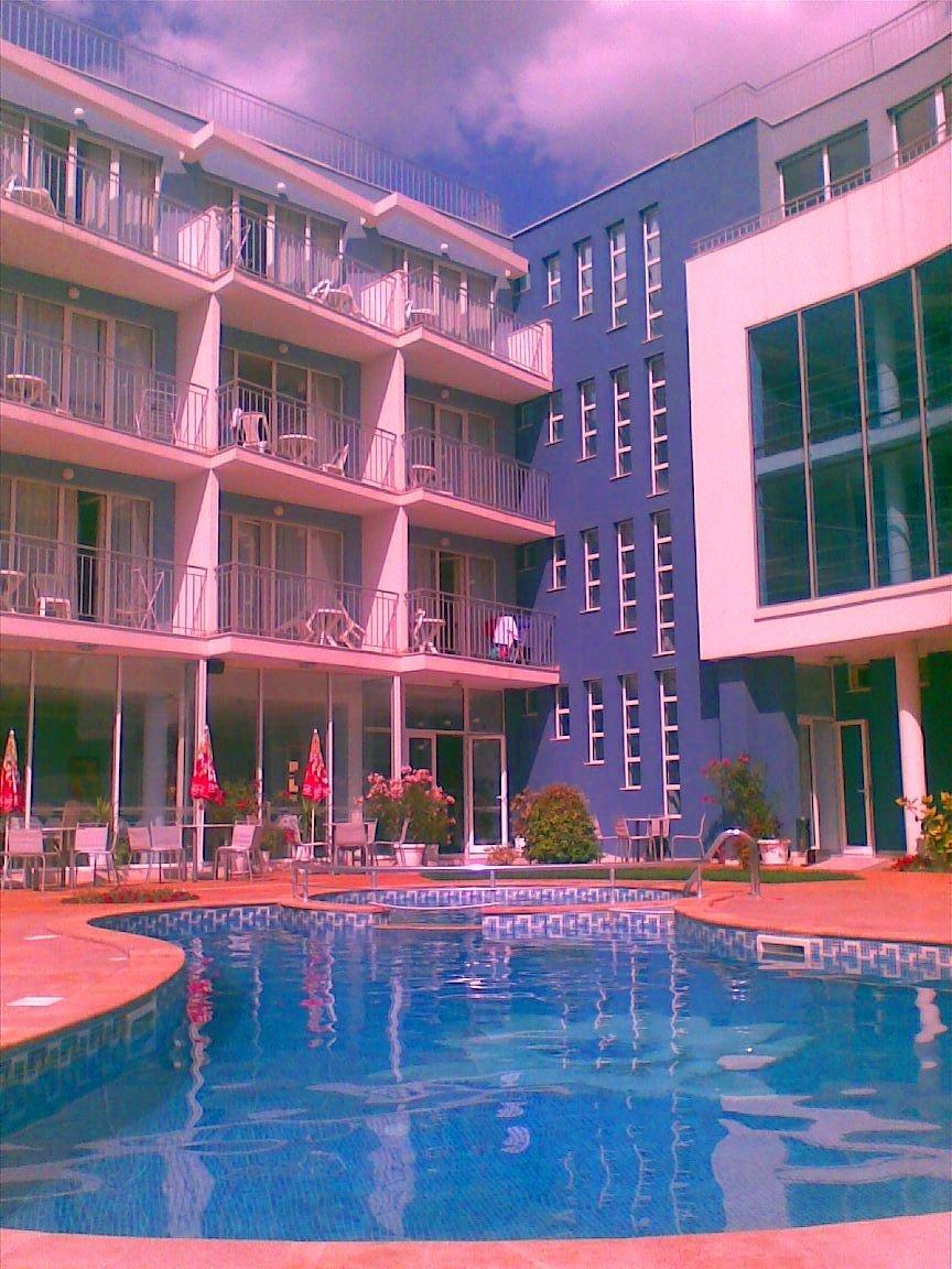 Hotel in Bulgaria, Nesebar Ravda