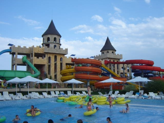 Аквапарк,aquapark nesebar sunny beach