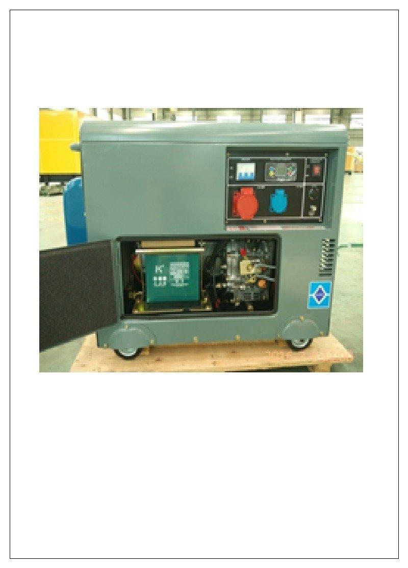 дизелови генератори
