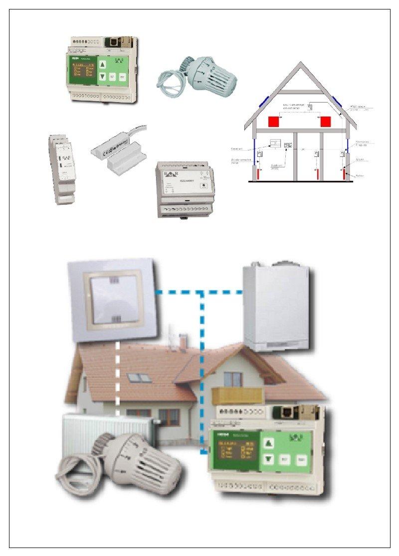 Управление на отоплителни инсталации