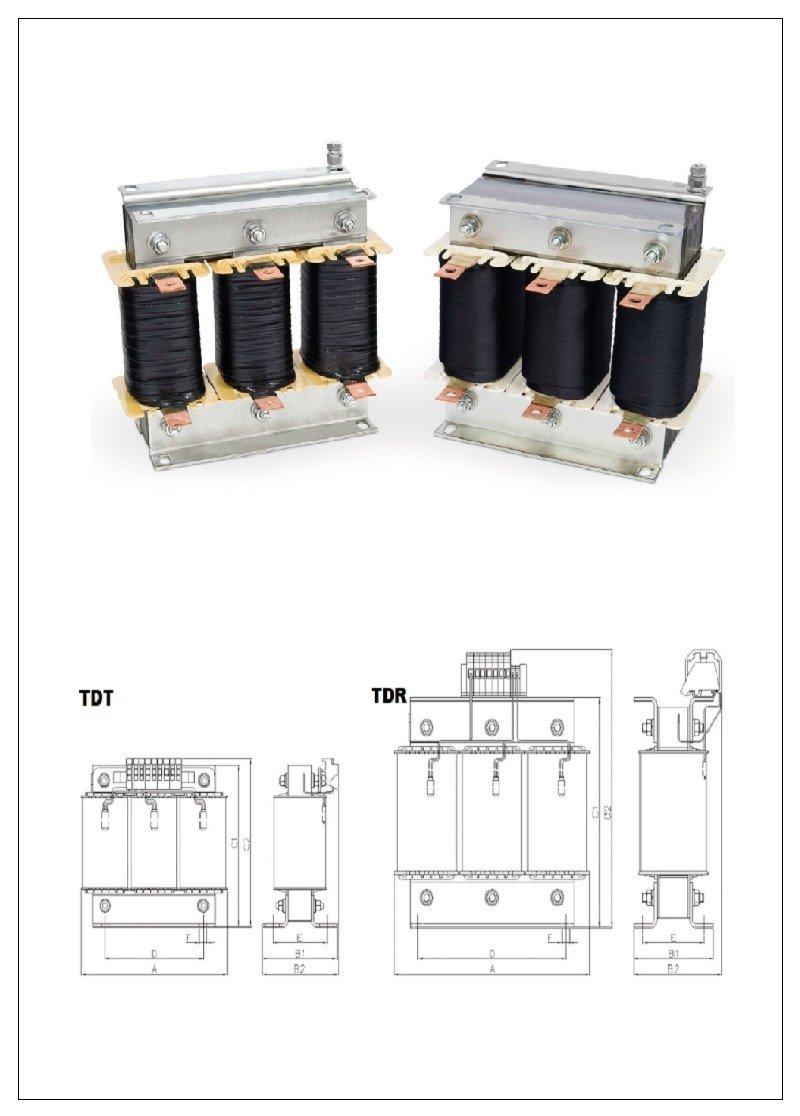 токоограничаващи реактори