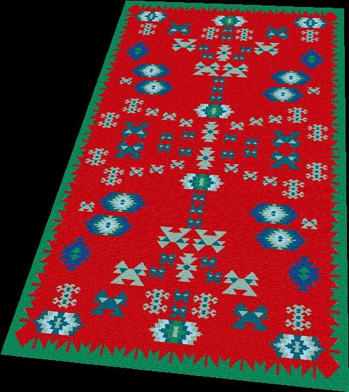 Котленски килими | Налични вълнени килими и пътеки