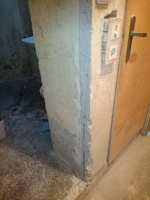 Снимки на изрязан панел на врата с желязна каса