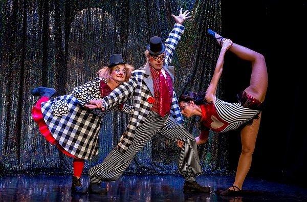 """""""ПРИНЦЕСАТА НА ЦИРКА"""" - истинско цирково представление в класическата оперета или спектакъл в спектакъла"""