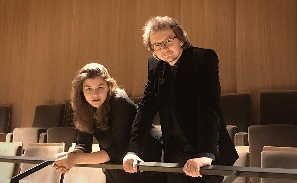 Пианистите Виктория Василенко и Сергей Редкин в летния сезон на Софийската филхармония