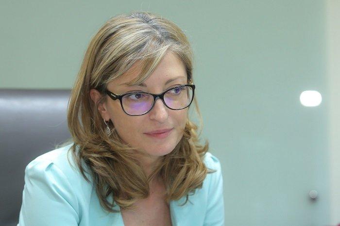 Екатерина Захариева обсъди с украинския си колега плановете за териториално-административна реформа на Болградския район