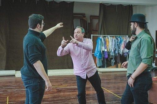 """Премиера на операта """"Двамата свенливци""""от Нино Рота на сцената на Старозагорската опера на 26 и 27 февруари"""