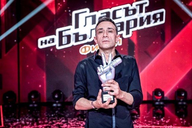 """Георги Шопов e  """"Глас на България"""" 2020"""