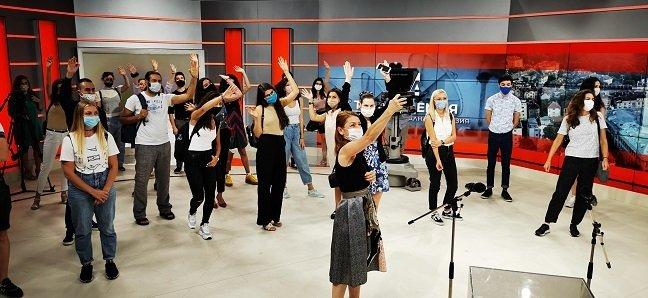 ТВ Академията на БНТ посреща първия си випуск