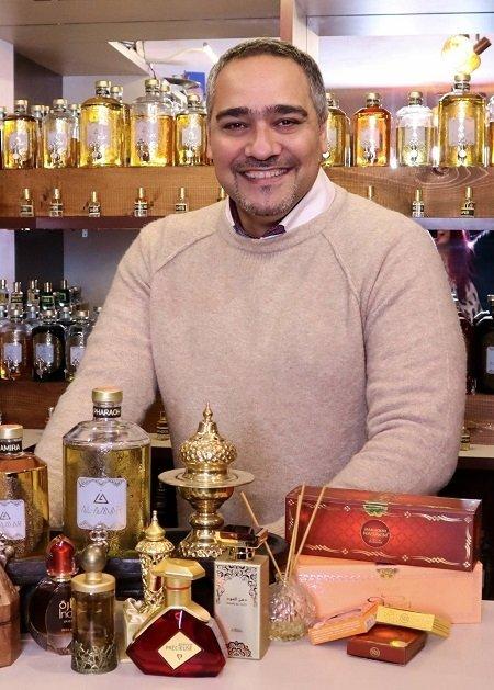 """Ахмад Хамид : """"Където влезе хубав аромат, лошата енергия излиза"""""""