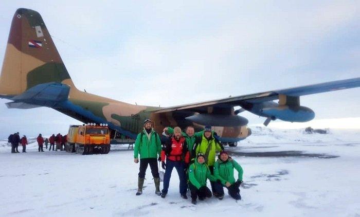 Очакваме българските полярници да се завърнат в понеделник на родна земя !