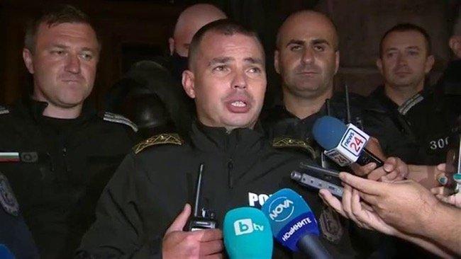 Ст. комисар Златанов: Призоваваме към разум, но подобни действия няма да се толерират