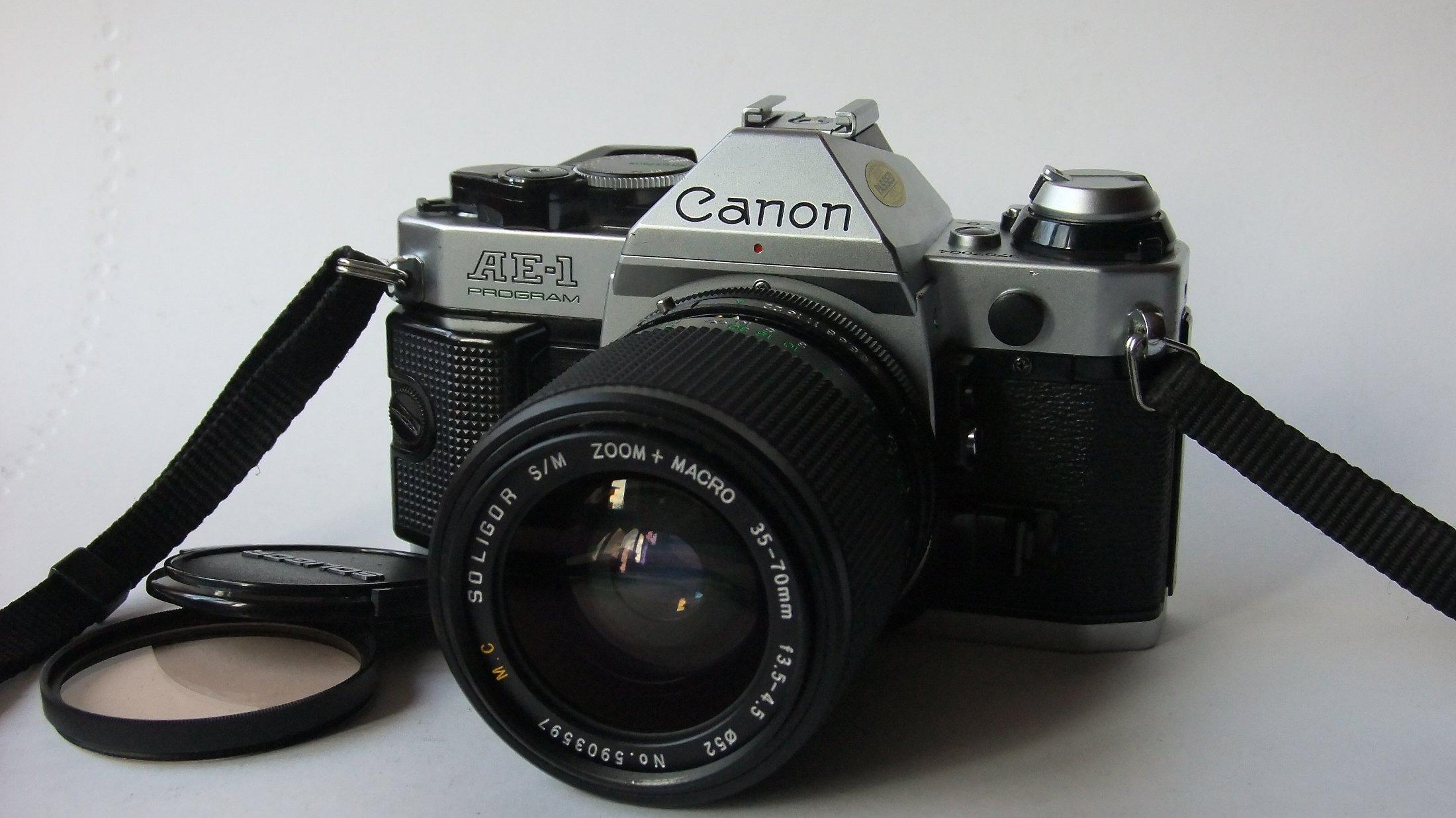 Филмови тела Canon 35mm