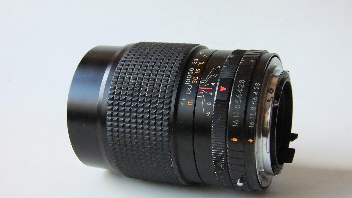Fujica FX байонет