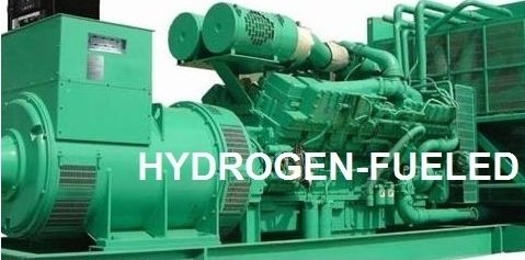 GRAINIS LTD BULGARIA - OXY-HYDROGEN WATER-FUELED POWER PLANTS