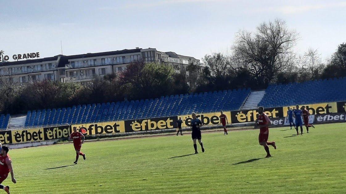 29 кръг: ОФК Несебър (Несебър) - ФК Розова долина (Казанлък)