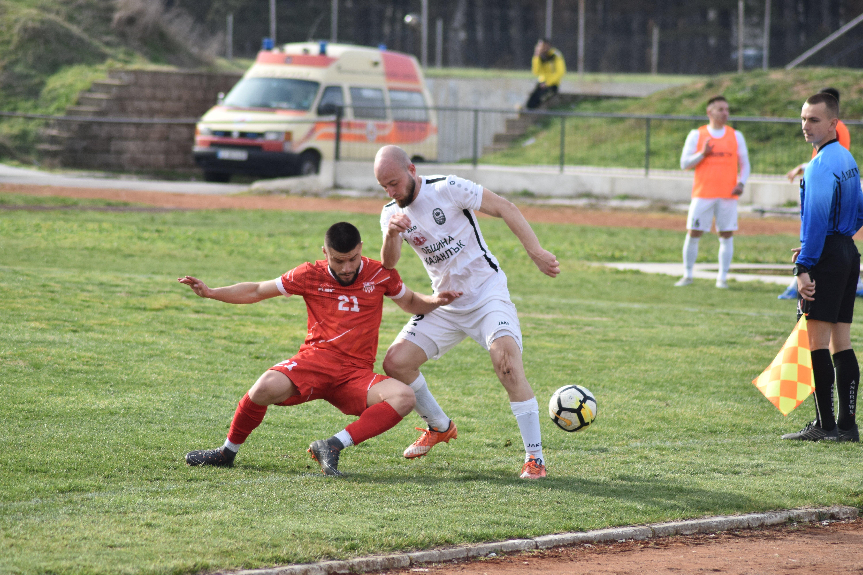 17 кръг: ОФК Хасково (Хасково) – ФК Розова долина (Казанлък)