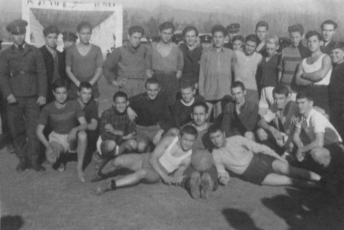 1944-45 - Старозагорска дивизия