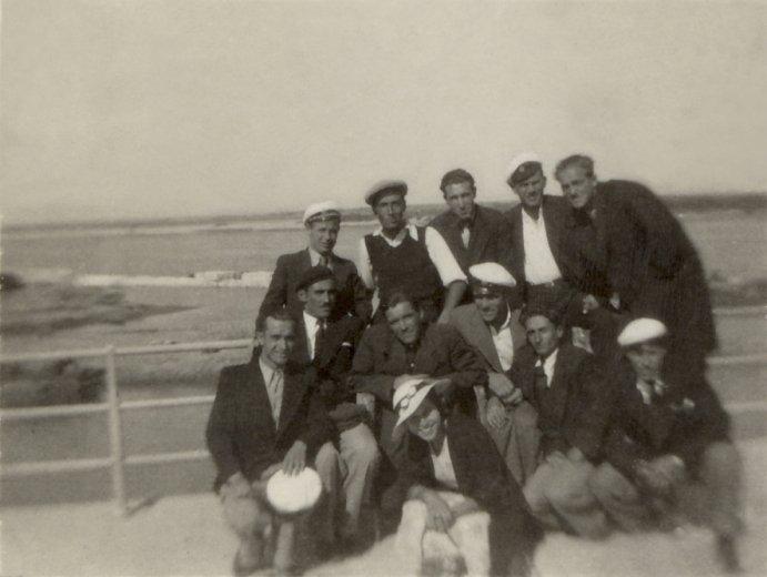 1934-35 - СЗОСО ГРУПА
