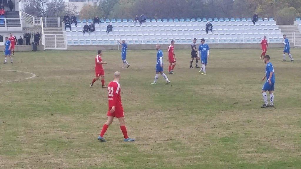 16 кръг: Левски (Карлово) - Розова долина (Кз)