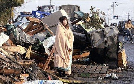 Япония след трагедията