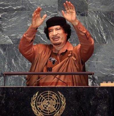 Войната в Либия