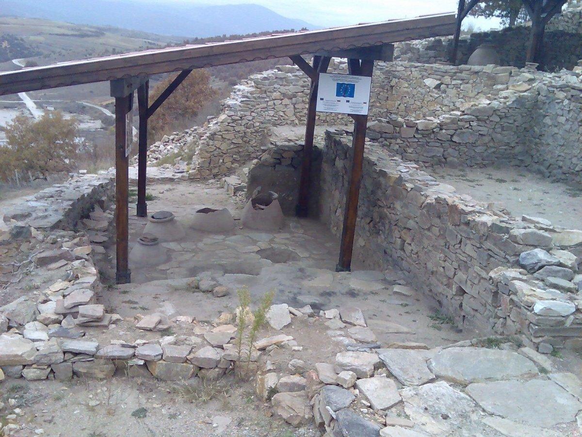 """Крепостта """"Св. Димитър"""""""